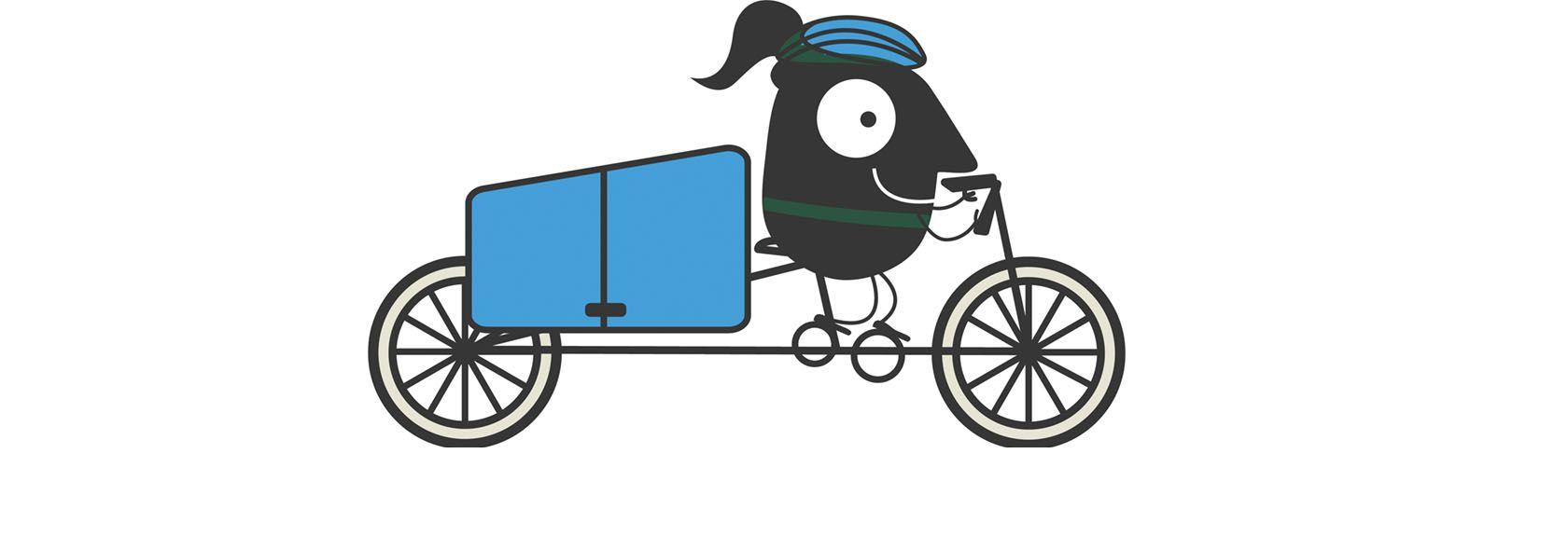 Mobility-week mascot - Foto credits: Comune di Genova