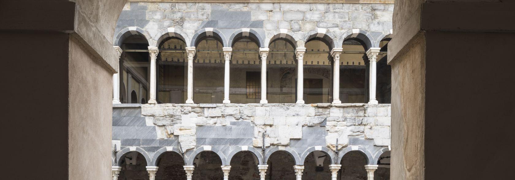 Museo Diocesano - Chiostro dei Canonici