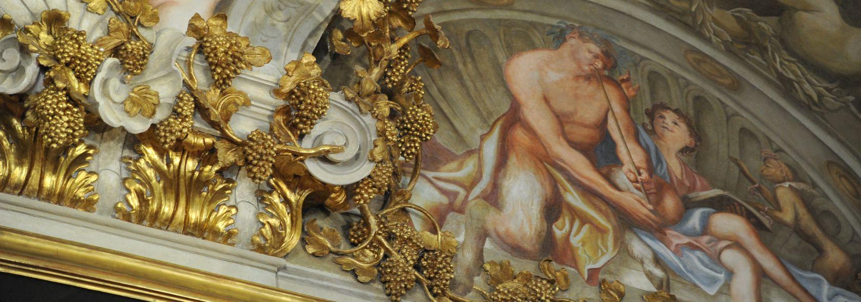 Musei di Strada Nuova - Palazzo Rosso, Sala dell'autunno - foto Studio Leoni