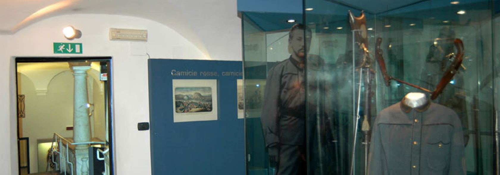 Museo del Risorgimento - sala divise