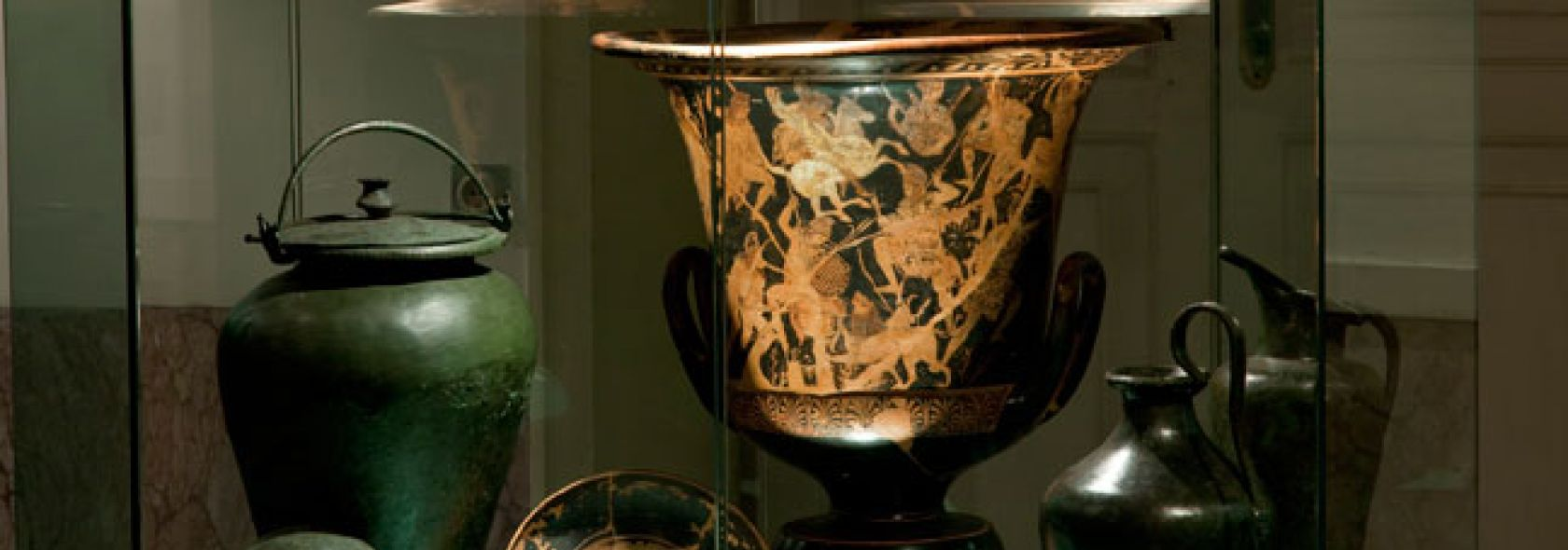 Museo di Archeologia Ligure - interno