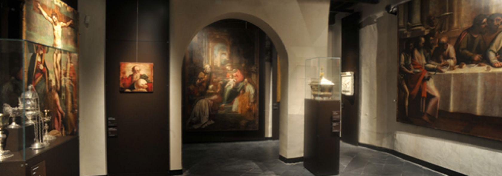 Museo Diocesano - interno - ©Fulvio Rosso