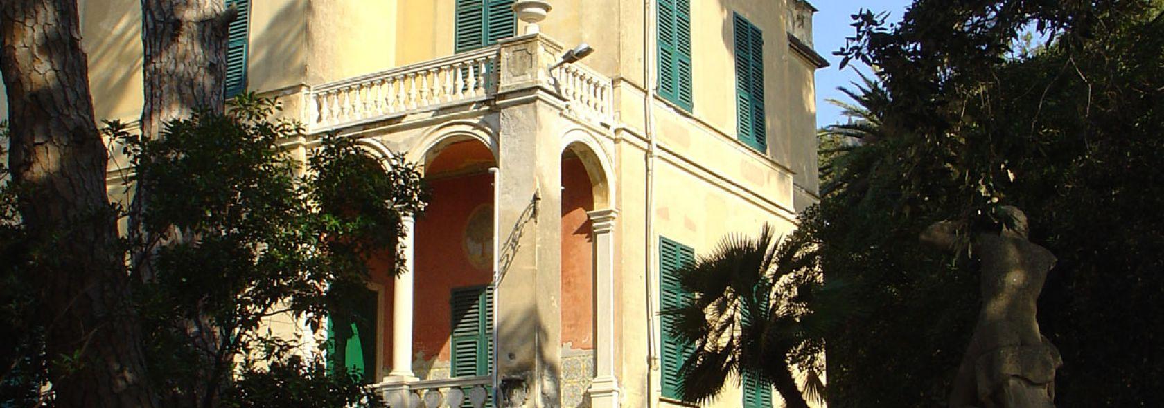 Museo Giannettino Luxoro - esterno