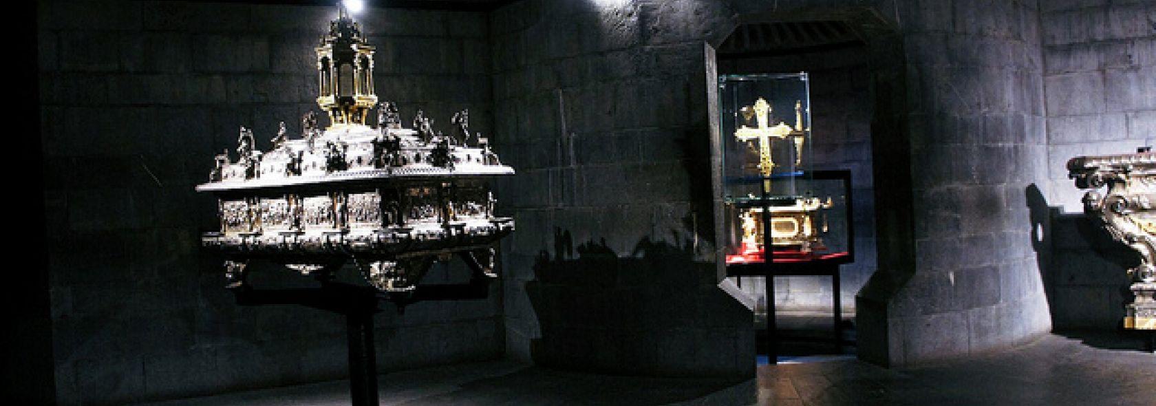 Museo Tesoro Cattedrale San Lorenzo - foto: Rinaldi - ©genovacittadigitale