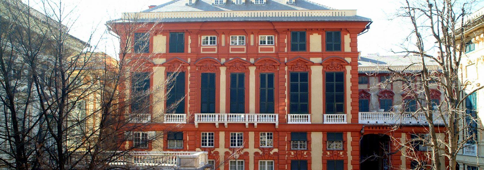 Palazzo Rosso - esterno