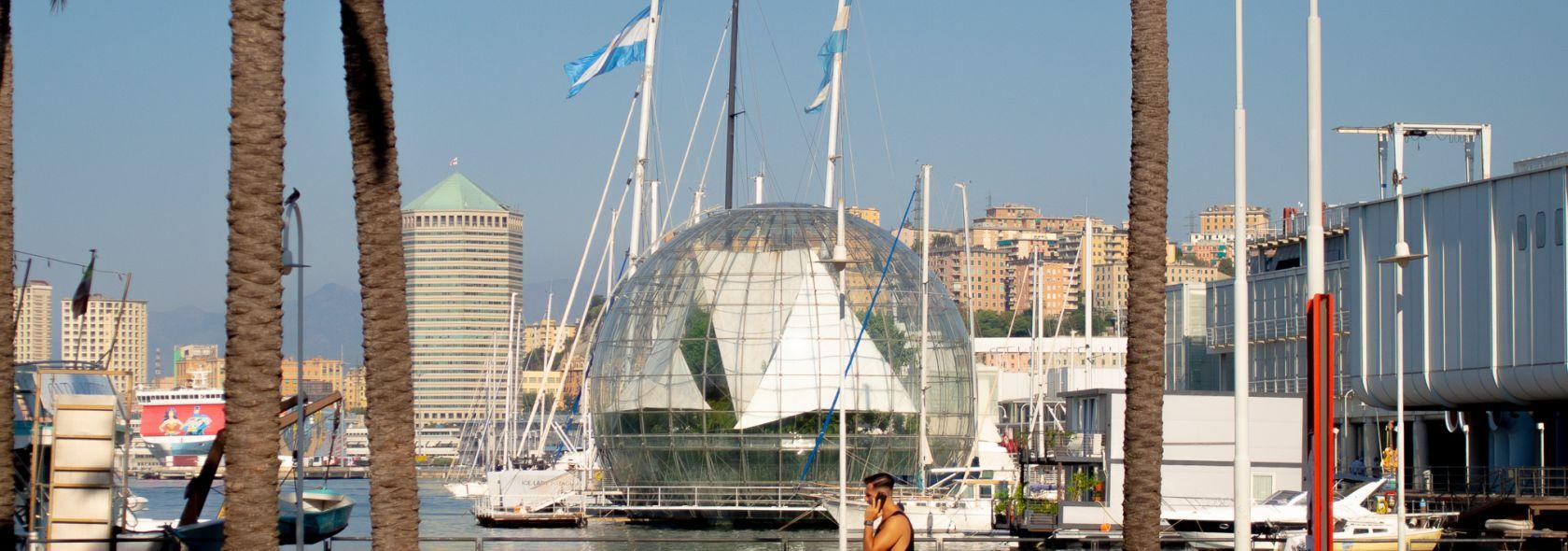 Porto Antico - Biosfera