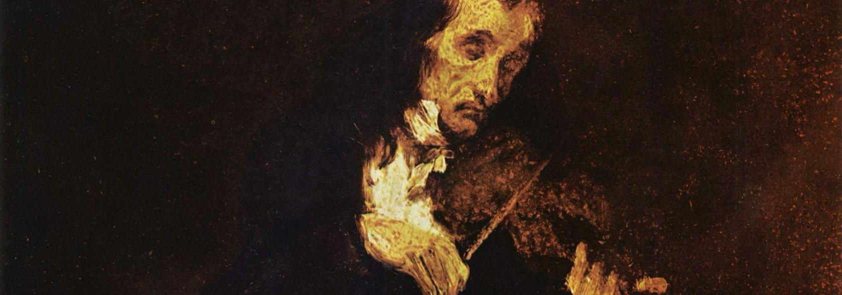 Eugène Delacroix, Portrait of Niccolò Paganini