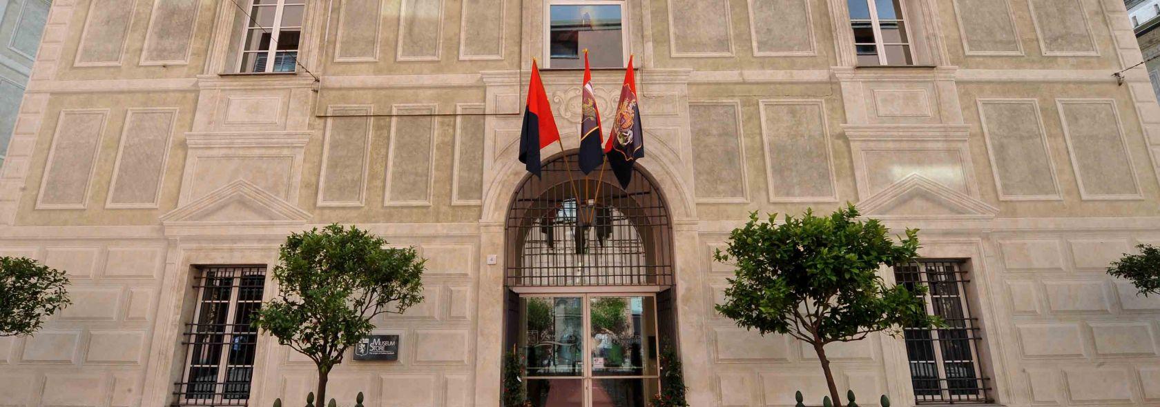 Museo della Storia del Genoa - Palazzina San Giobatta