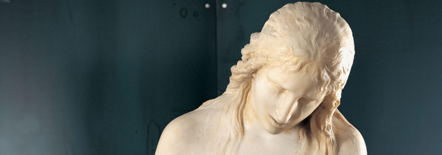 Antonio Canova - Maddalena penitente -  © Musei di Strada Nuova