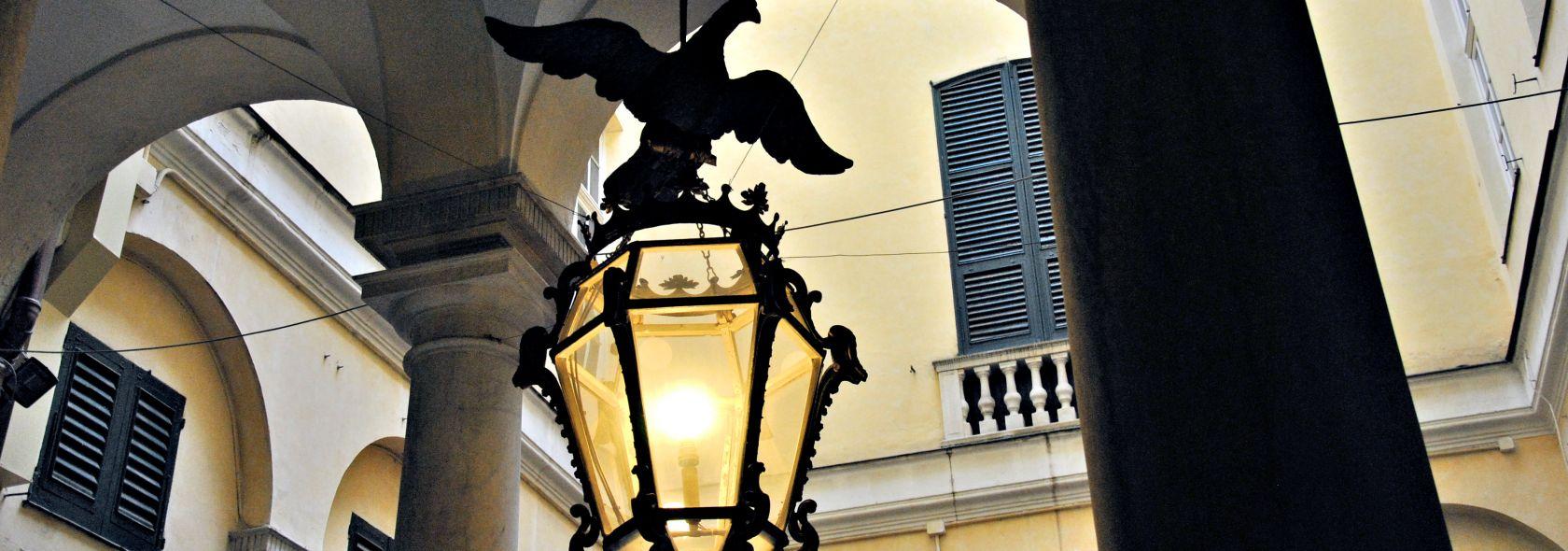 Palazzo Gio. Battista Spinola, poi Doria