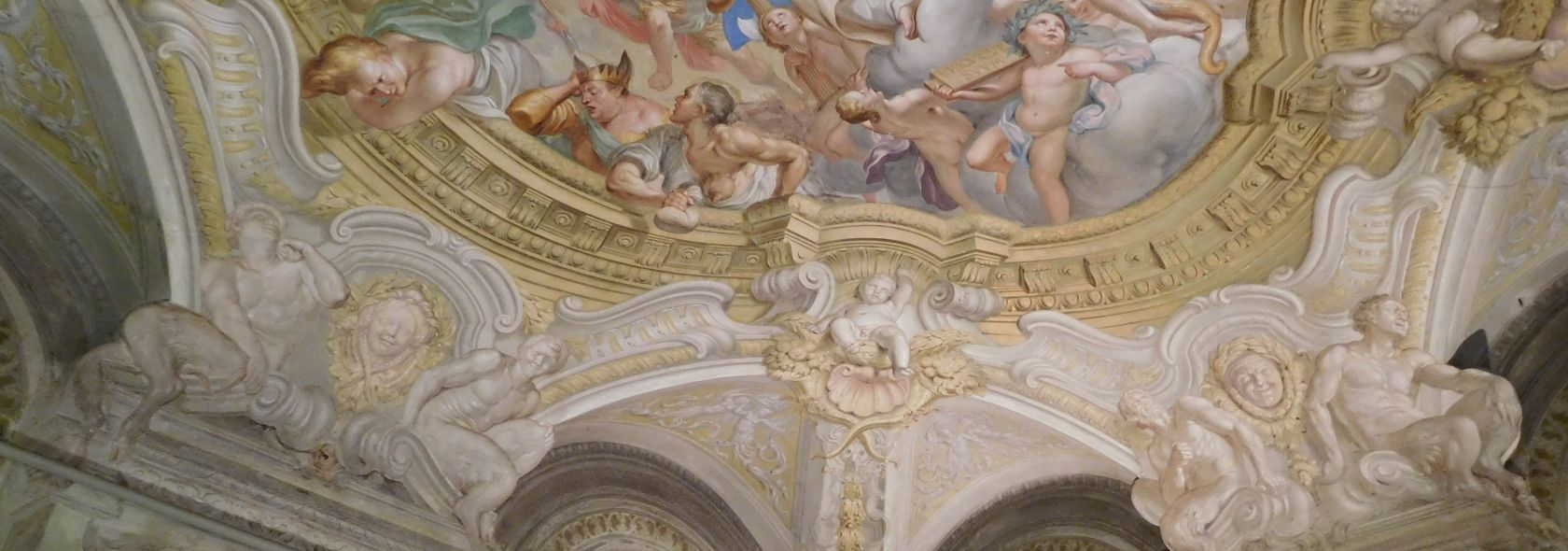 Palazzo Gio. Battista Grimaldi -affreschi - foto: Superchilum (CC 4.0)
