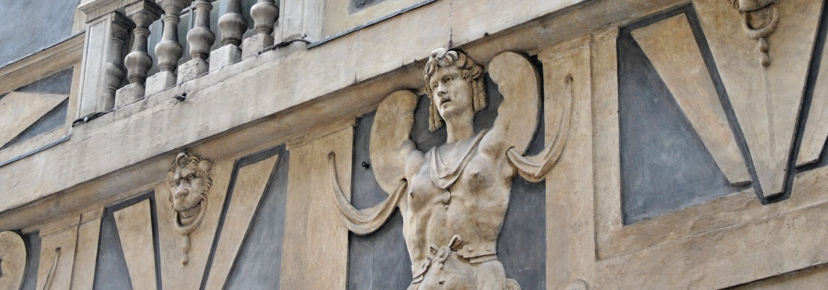 Genova, Palazzo Lomellino - Ph.C.Severino