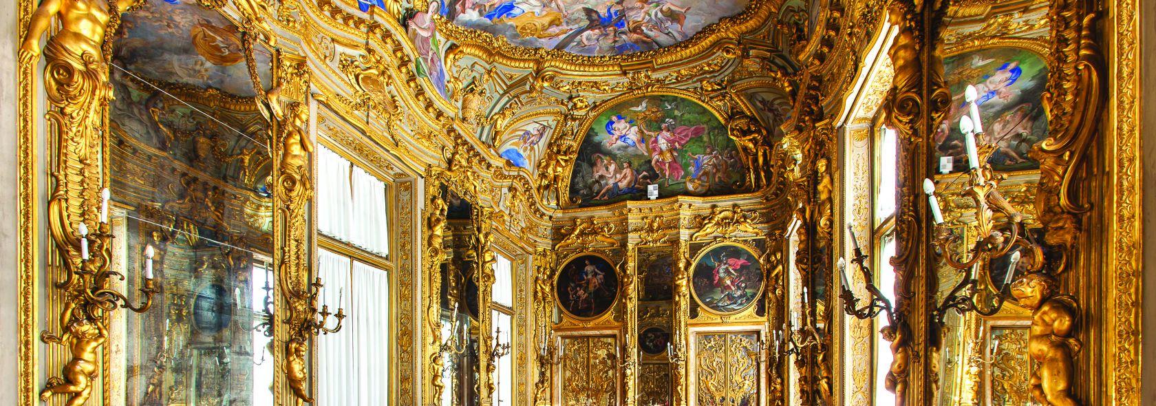 Palazzo Tobia Pallavicini - Galleria degli Specchi - foto: © Courtesy Marco Polo