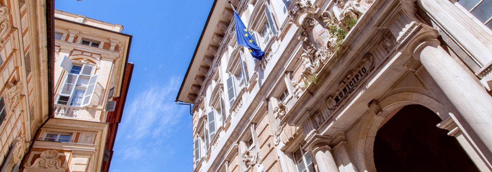 Palazzo Tursi - © Foto Xedum