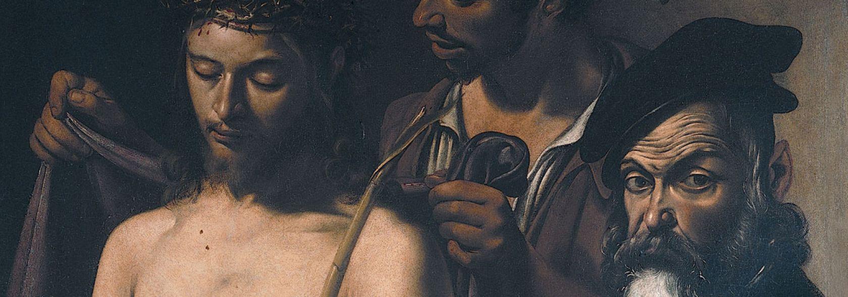 Musei di Strada Nuova - Palazzo Bianco - Caravaggio Ecce-homo - ©MuseidiStradaNu