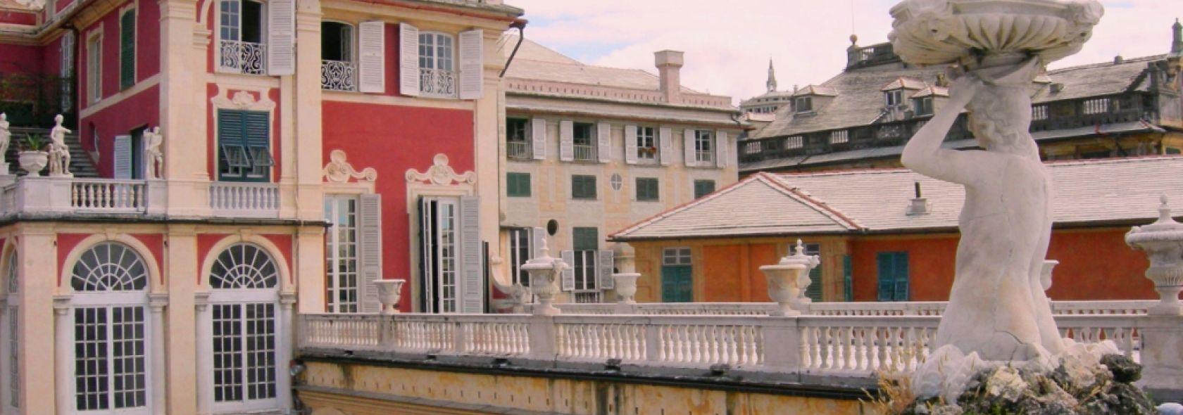 Palazzo Reale - Facciata est