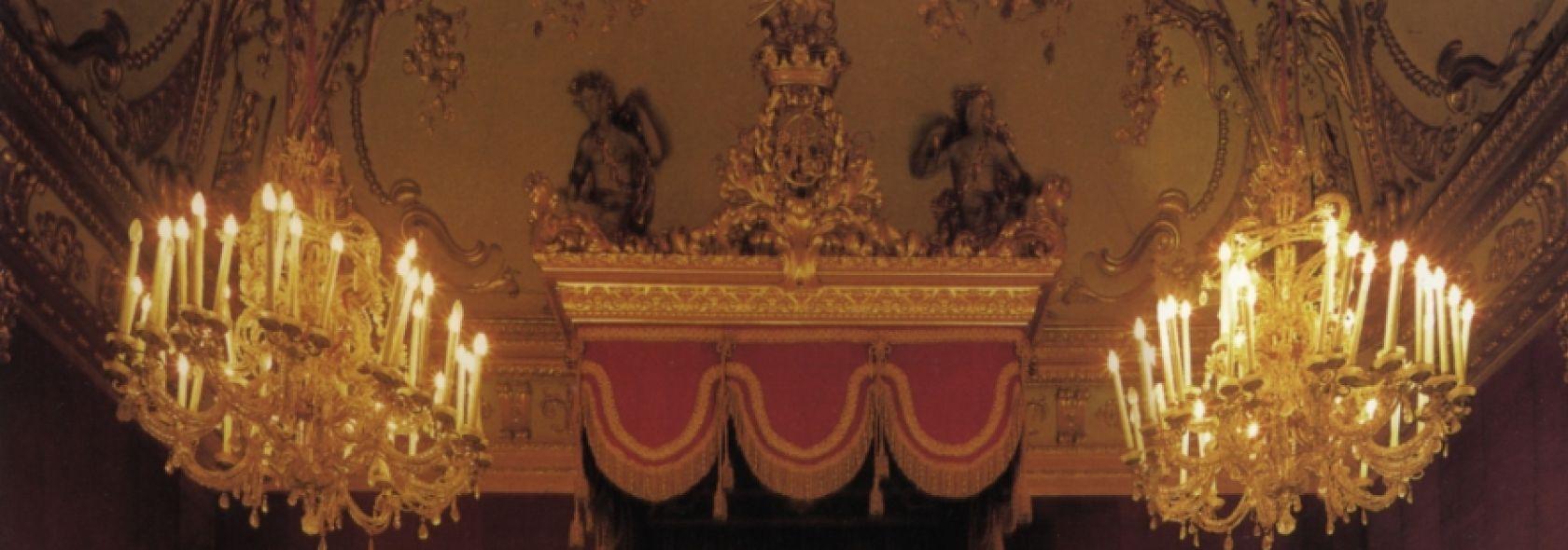 Palazzo Reale - Sala del trono