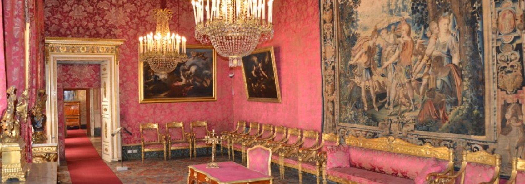 Palazzo Reale - Sala delle udienze