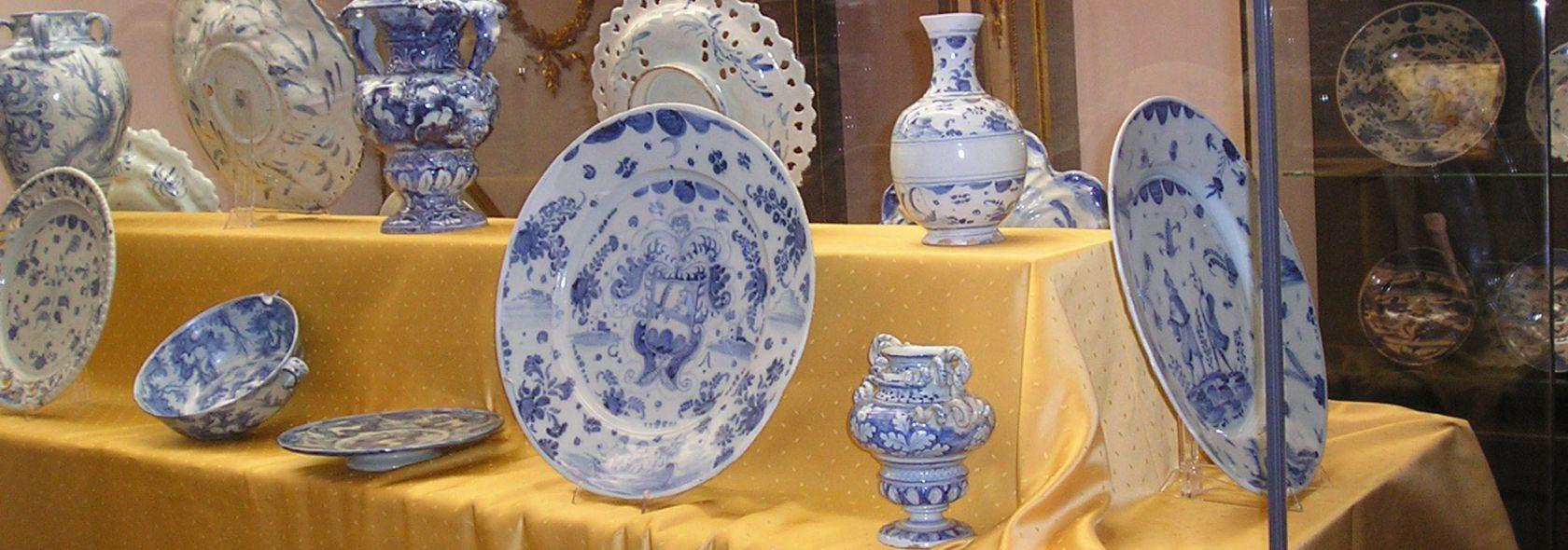 Palazzo Tursi - Sala ceramiche  - © Musei di Strada Nuova