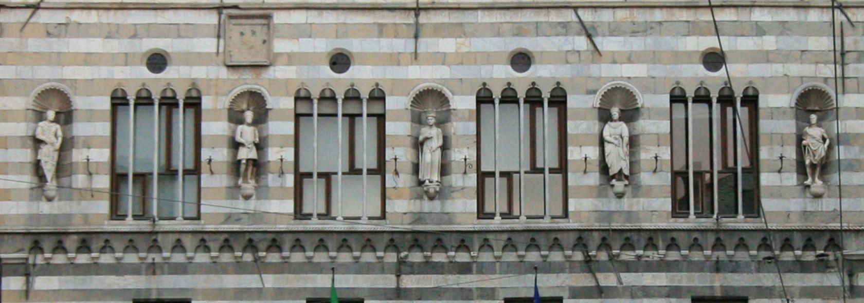 """Palazzo Spinola """"dei marmi"""""""