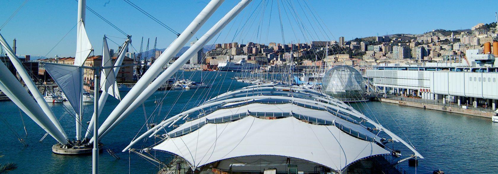 Il Porto Antico e il Bigo