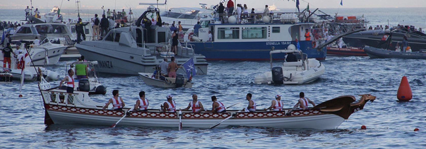 La Regata delle Antiche Repubbliche Marinare - Giordanella -©genovacittadigitale