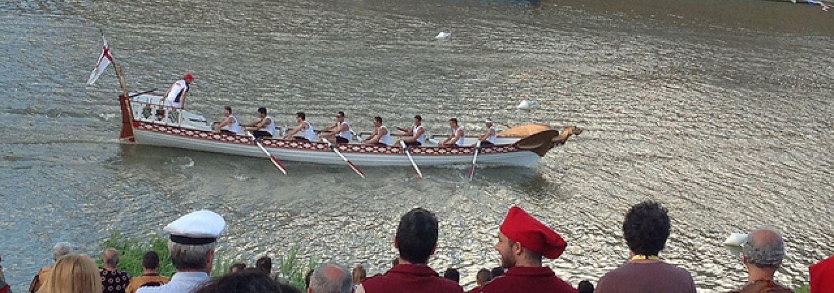 The Regatta of the Ancient Maritime Republics  - Pisa 2013 - ©genovacittadigital