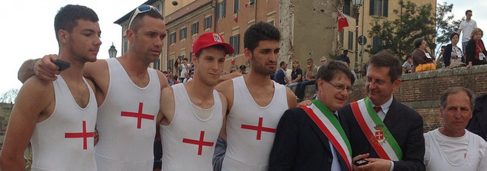 La Regata delle Antiche Repubbliche Marinare - Pisa 2013 - ©genovacittadigitale