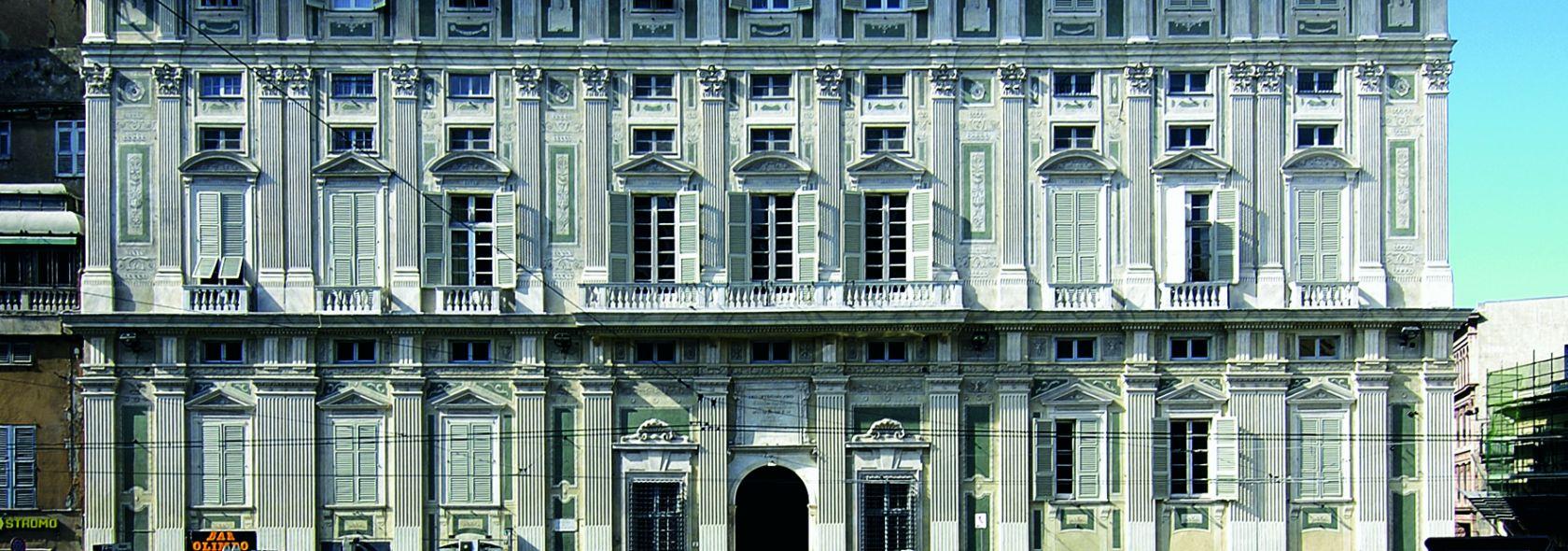 Palazzo Antoniotto Cattaneo (Palazzo Belimbau)