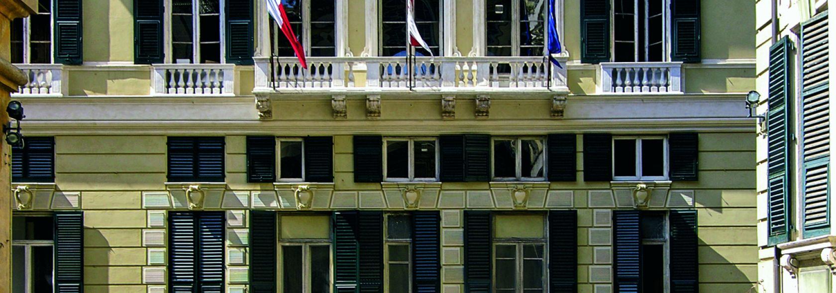 Palazzo Francesco Balbi Piovera