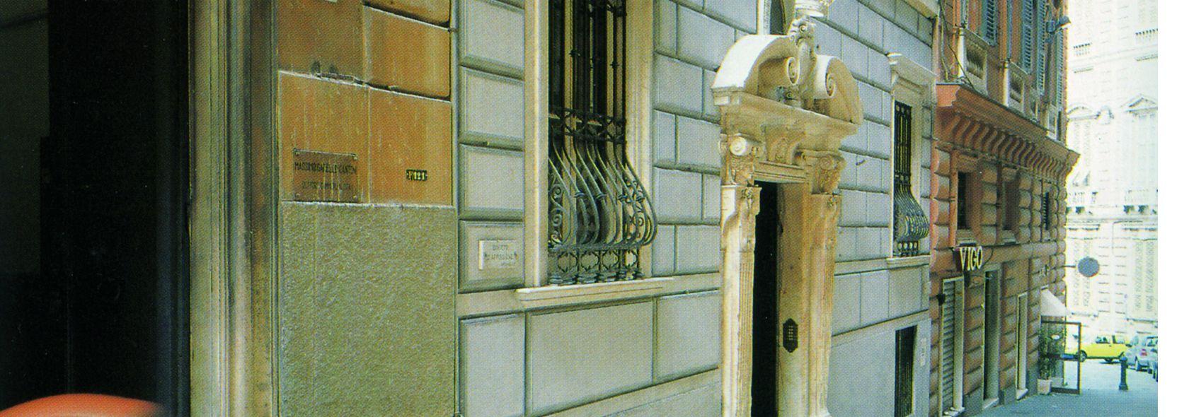 Palazzo Tommaso Spinola, oggi Pessagno