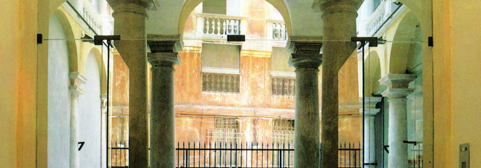 Palazzo Ambrogio De Nigro - atrio