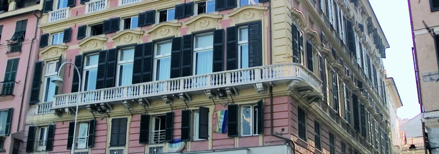 Palazzo Emanuele Filiberto Di Negro
