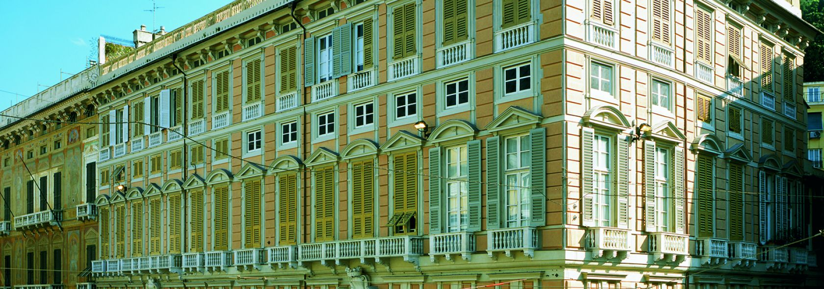 Palazzo Agostino Ayrolo, poi Negrone
