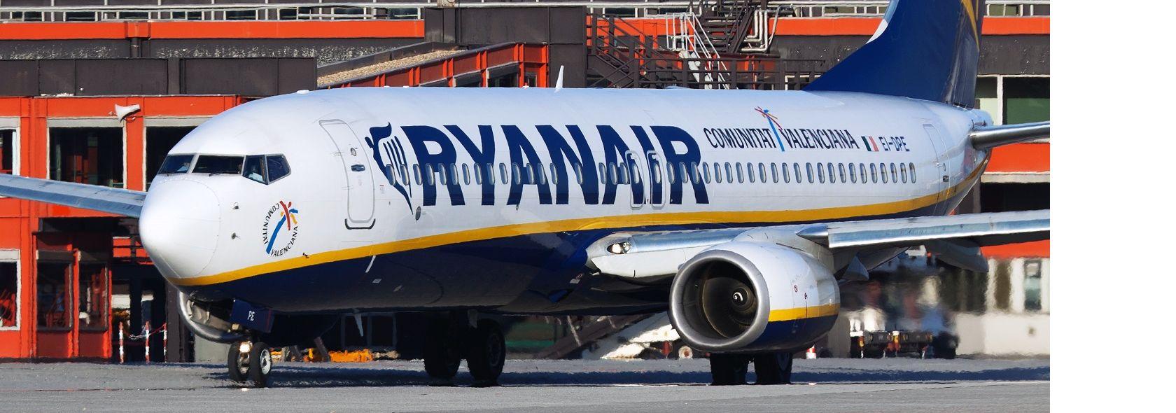 Ryanair a Genova