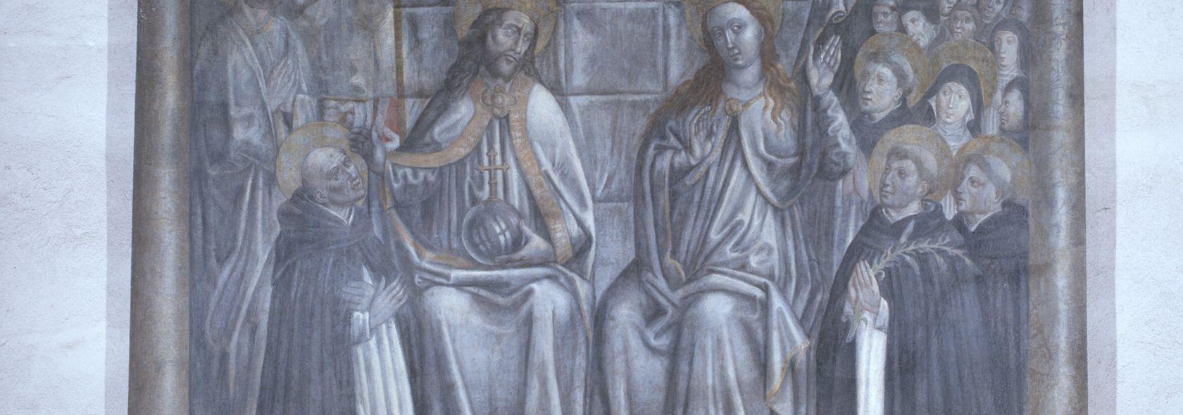 Visione di San Domenico - XV secolo - ©Dario Grimoldi