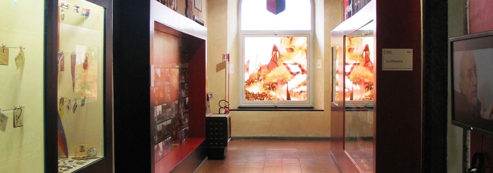 Museo della Storia del Genoa - sala