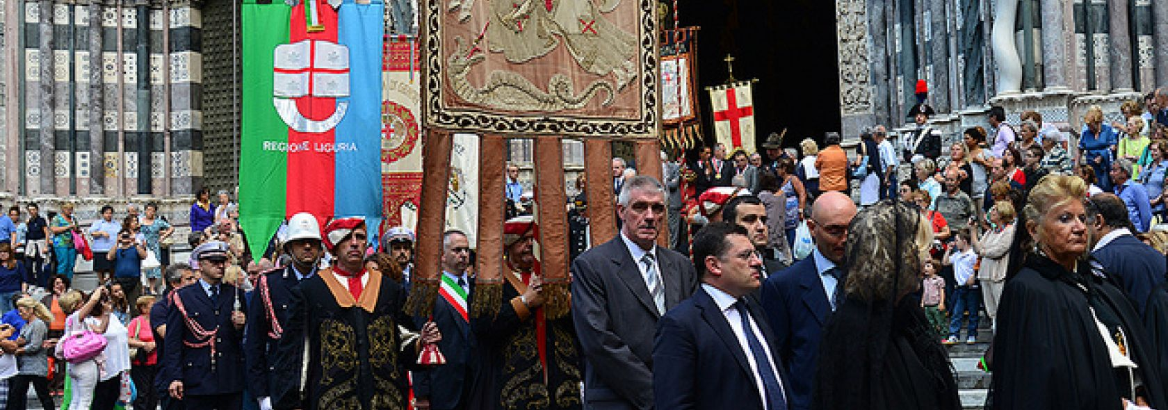 Celebrations in honour of San Giovanni Battista