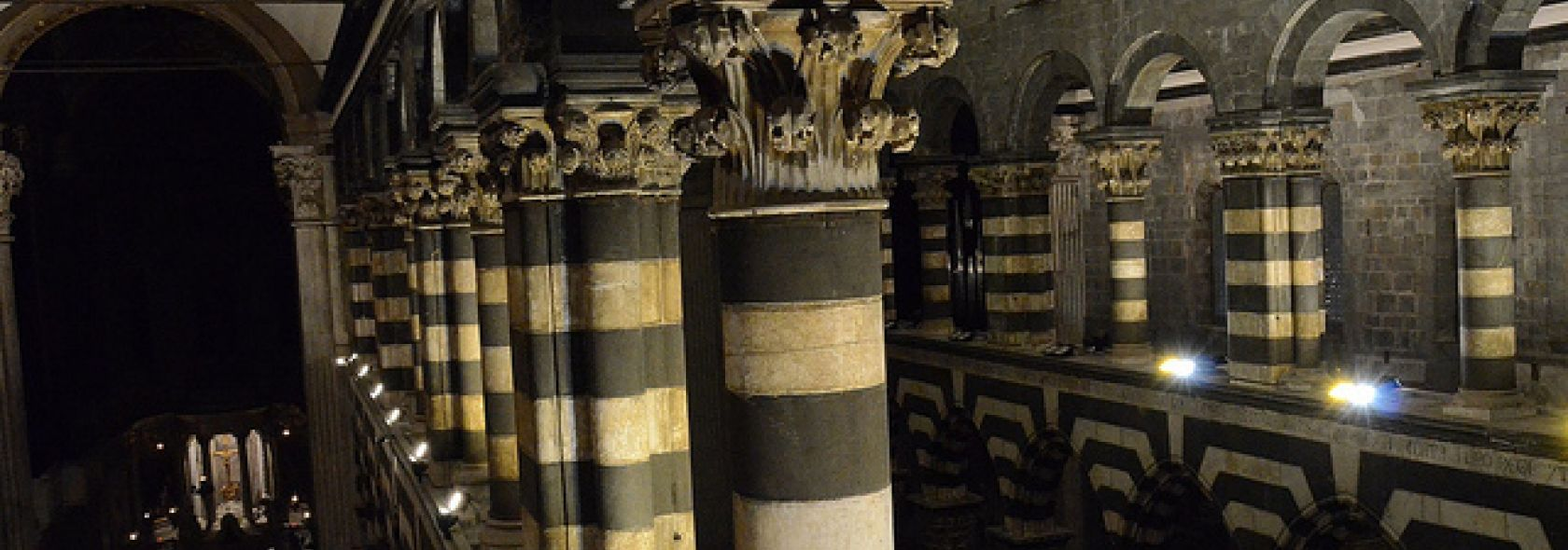 Cattedrale di San Lorenzo: interno - foto: Marino - ©genovacittadigitale