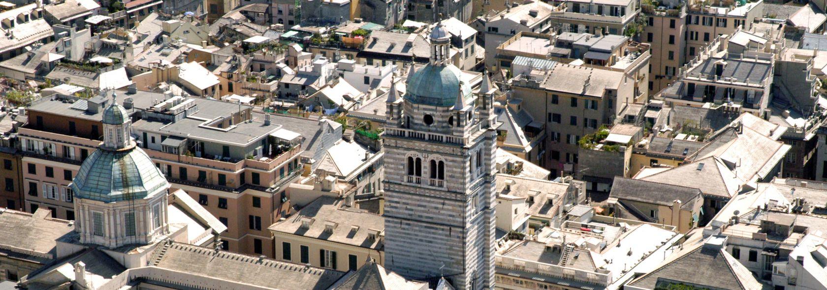 Cattedrale di San Lorenzo: panoramica