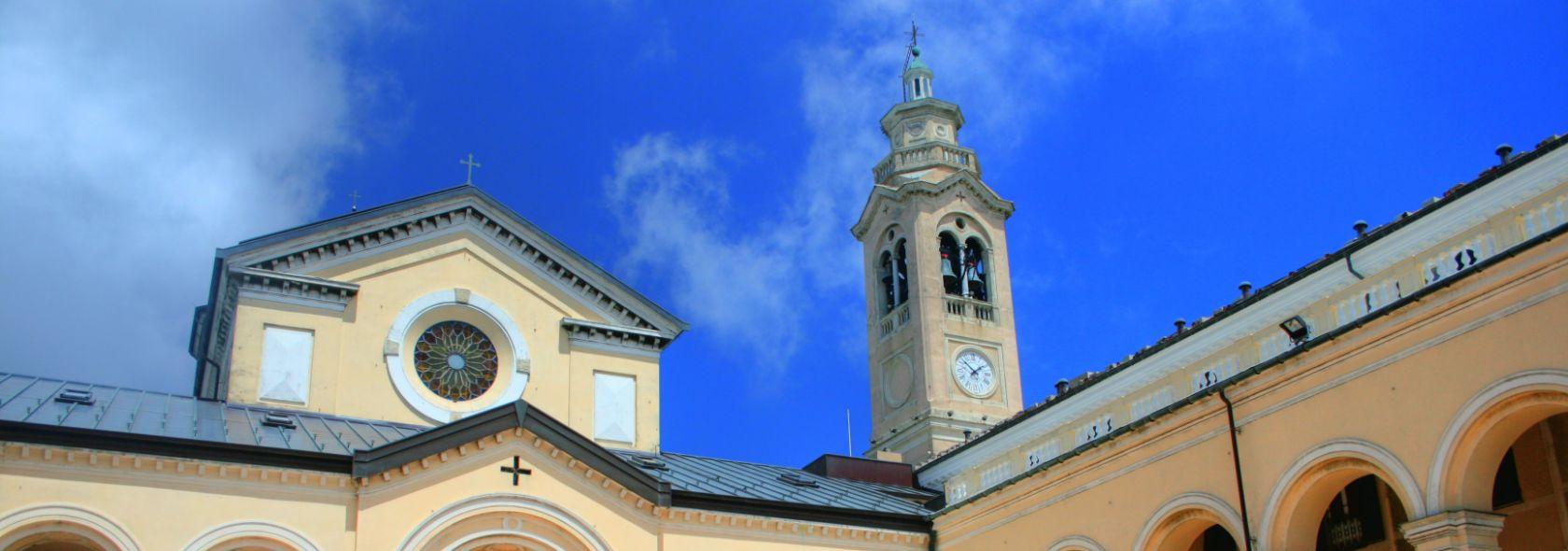 Il Santuario mariano di Nostra Signora della Guardia