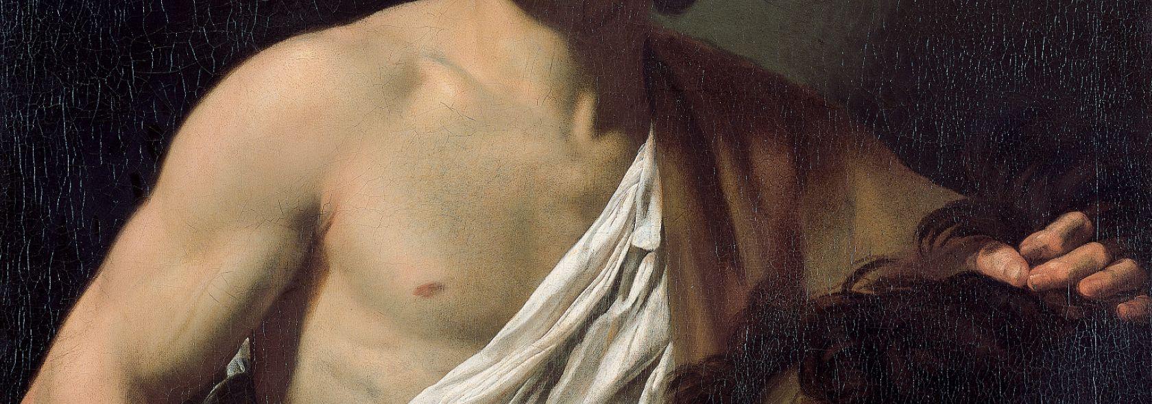 Palazzo Bianco, Davide con la testa di Golia - Simon Vouet