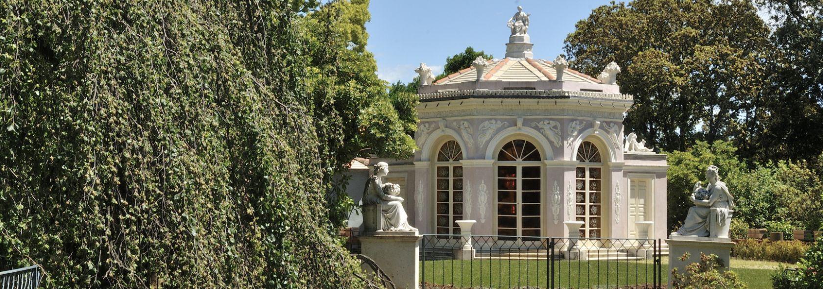 Villa Durazzo Pallavicini: Tempio di Flora 2