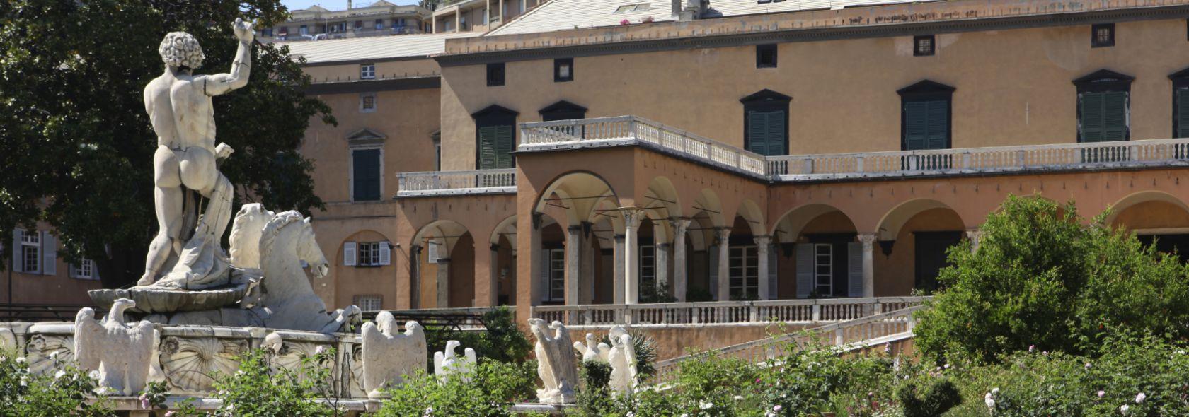 Villa del Principe Genova - Giardino