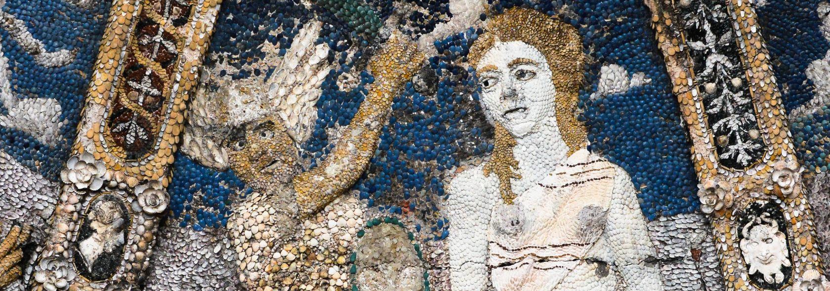 Villa del Principe - Galeazzo Alessi - decorazioni della Grotta Doria