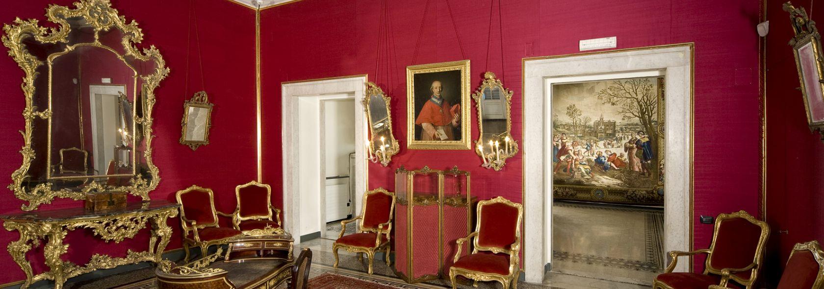 Villa del Principe Palazzo di Andrea Doria - Sale di Furio Camillo
