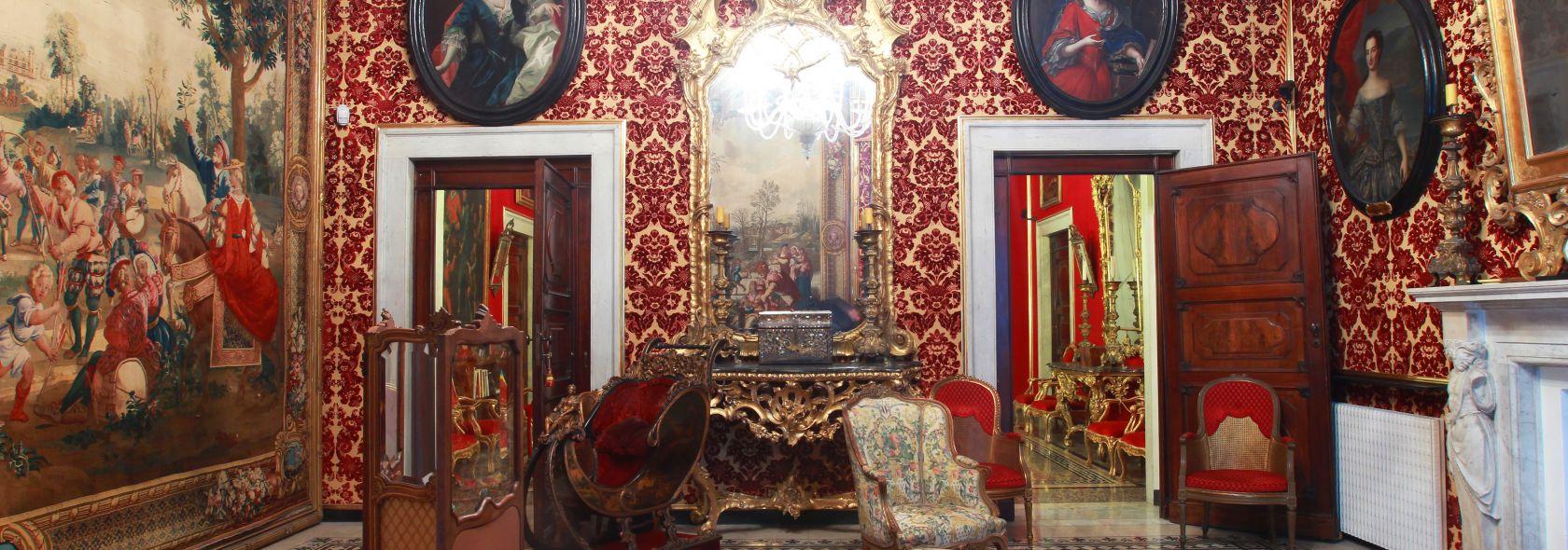 Villa del Principe Palazzo di Andrea Doria - Stanza della Principessa