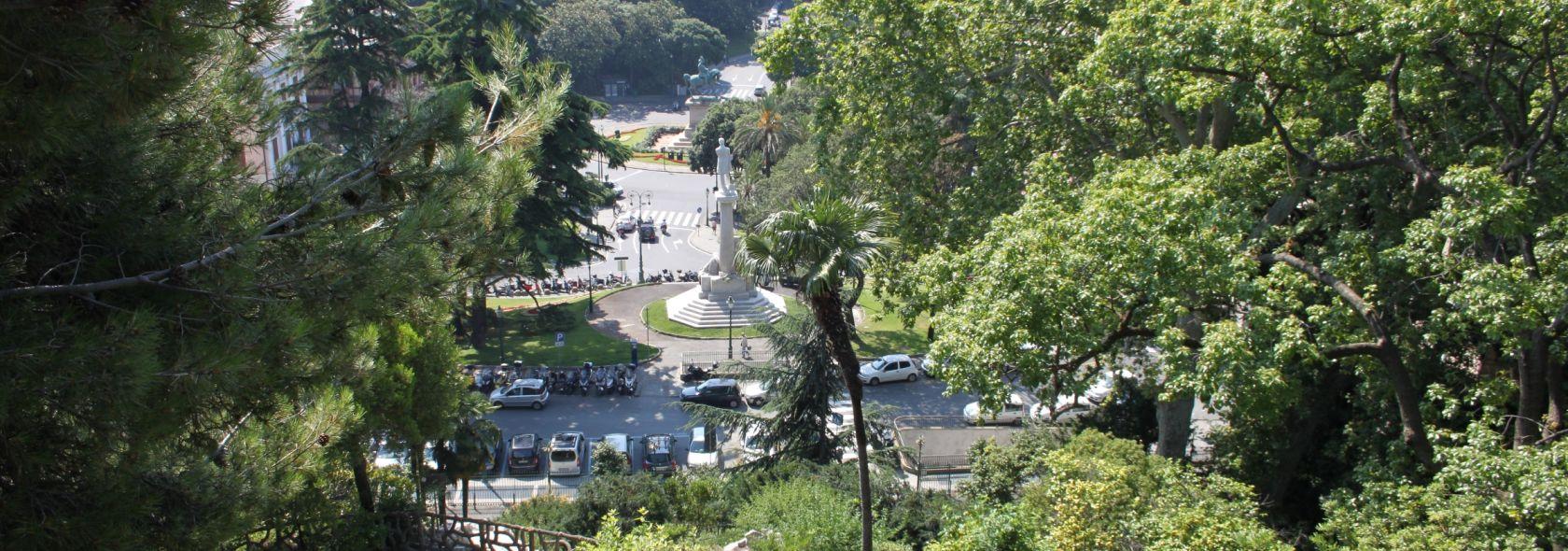Villetta di Negro - panorama belvedere alto