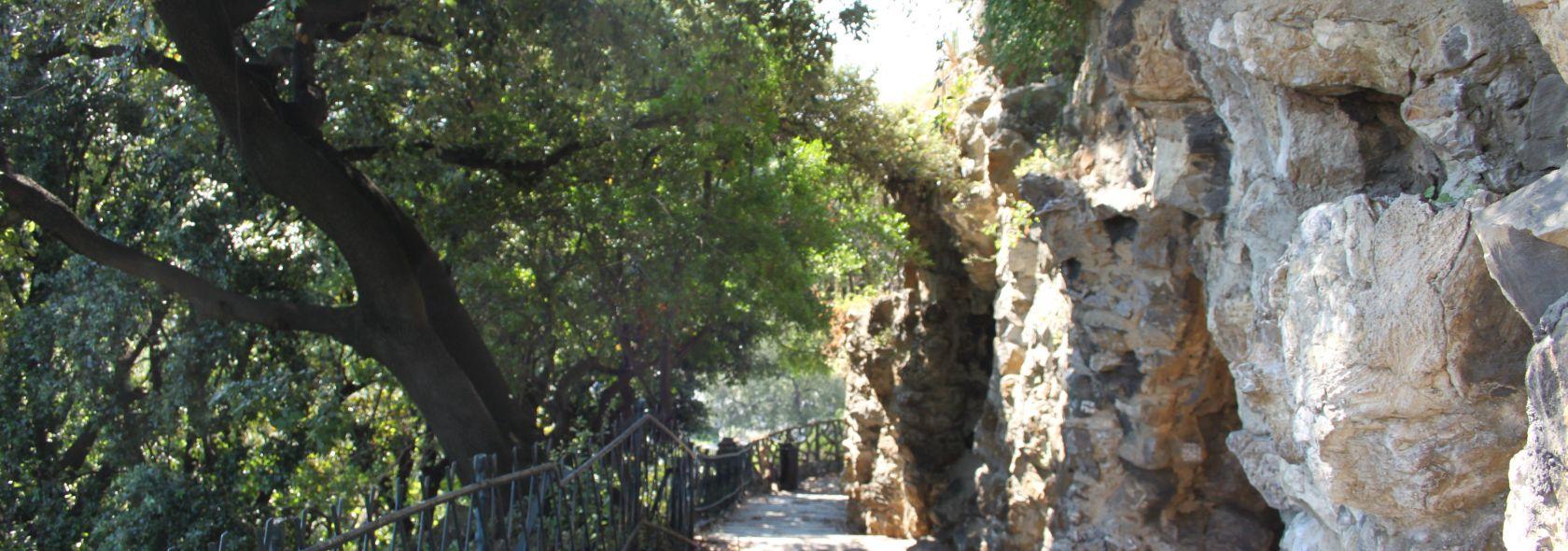 Villetta di Negro - grotteschi