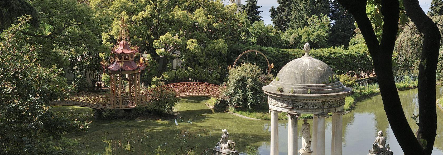 Parco Villa Pallavicini